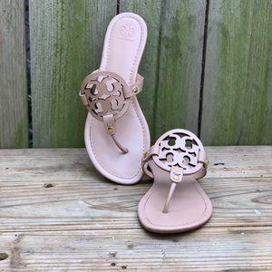 Tory Burch Miller Sandals size 10.5M